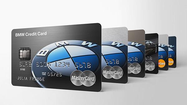BMW CreditCard