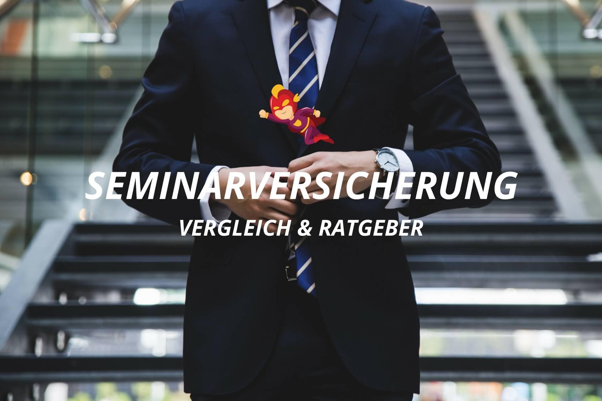 Seminarversicherung Vergleich - Finanzhelden.org