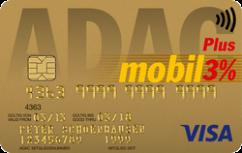 ADAC Gold Visa Karte