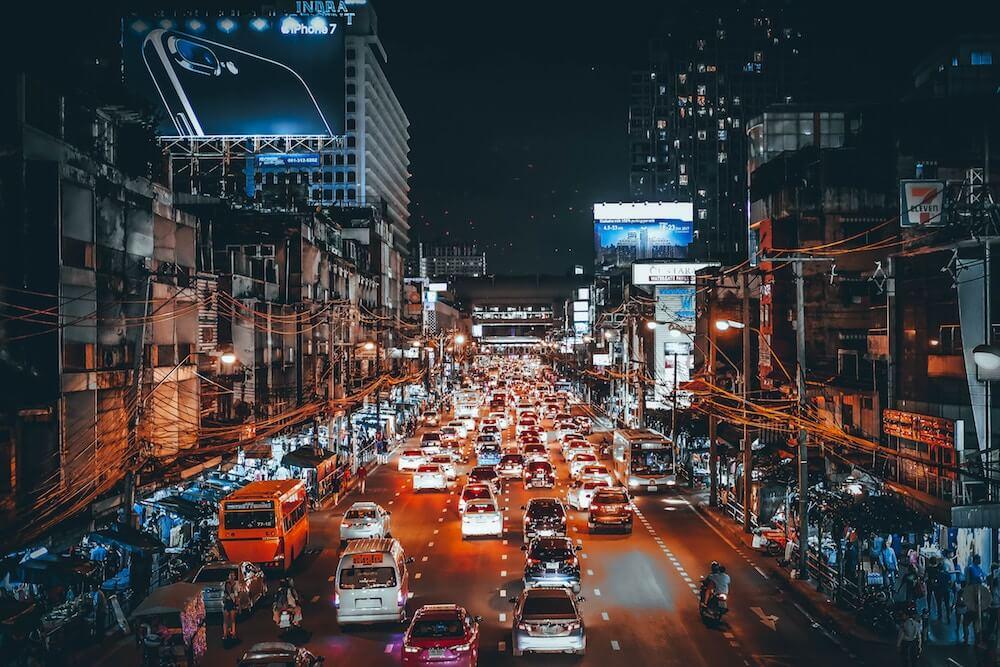 Auslandskrankenversicherung Thailand