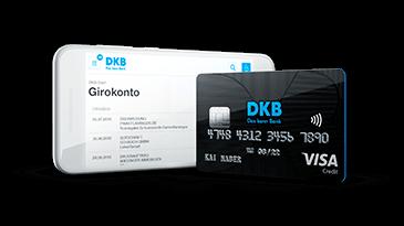 DKB Cash Girokonto und Kreditkarte