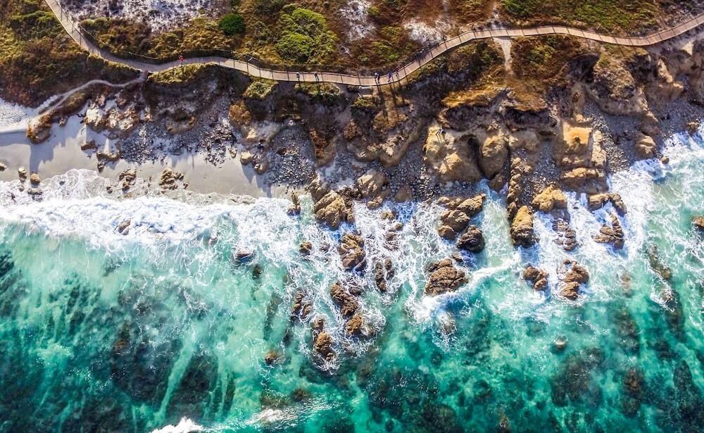 Drohnen Aufnahmen - Urlaub