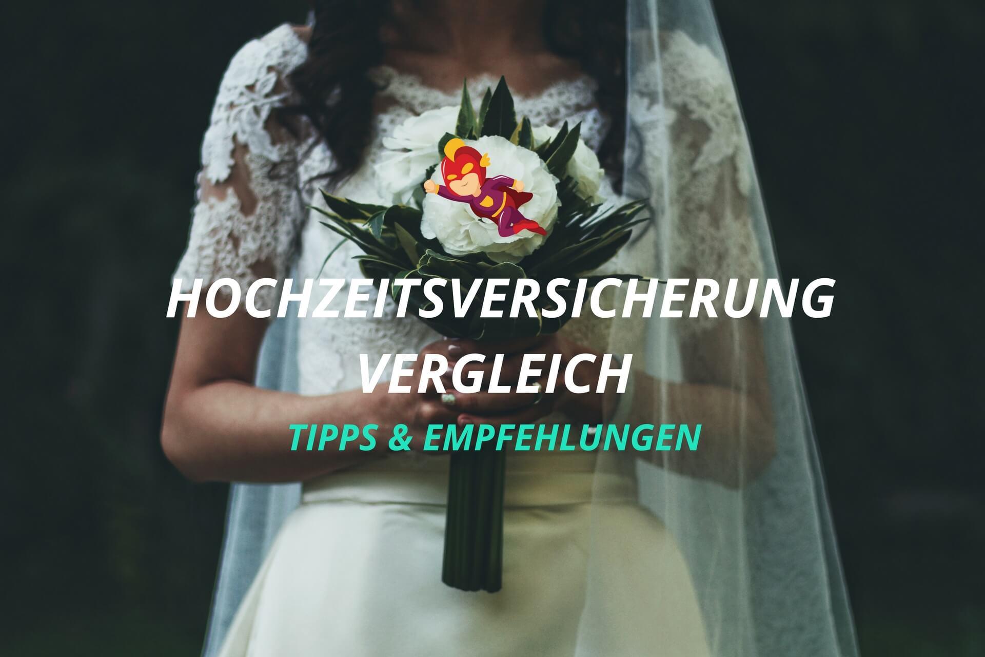 Hochzeitsversicherung Vergleich - Finanzhelden.org