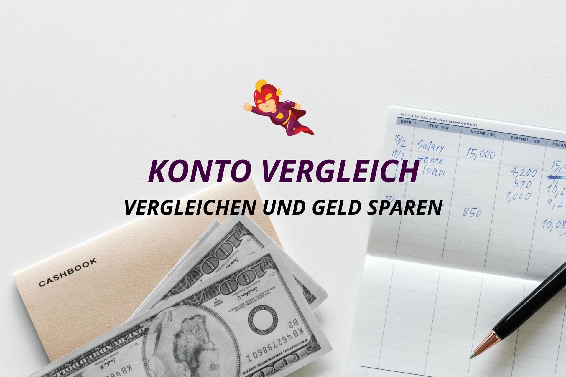 Konto Vergleich - Finanzhelden.org
