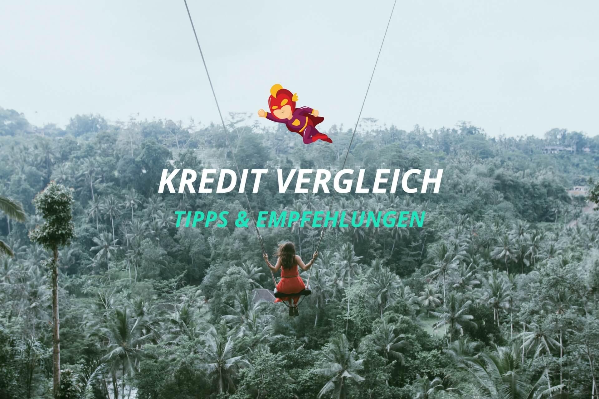 Kreditvergleich - Finanzhelden.org