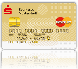 Mastercard Gold Sparkasse