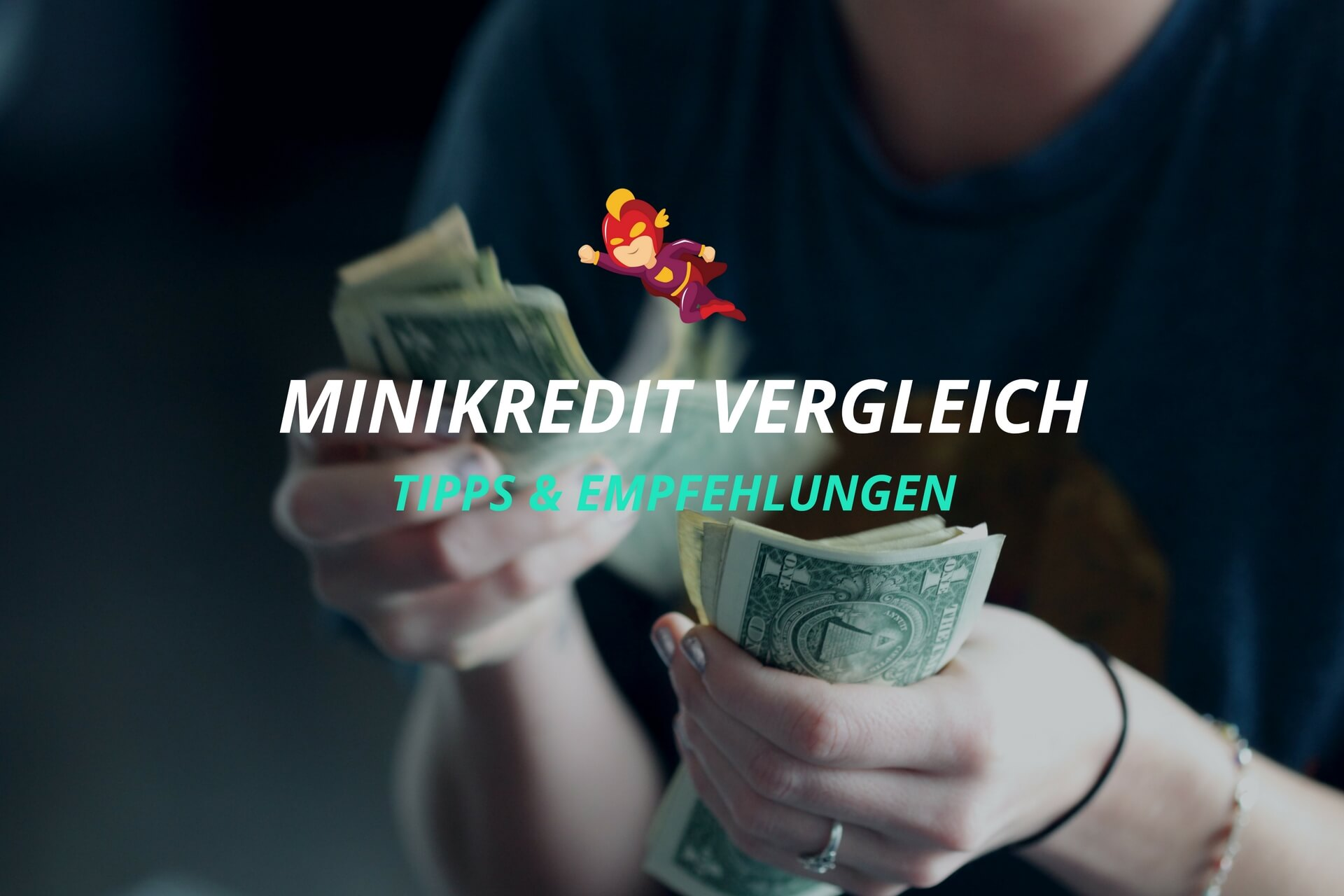 Minikredit Vergleich - Finanzhelden.org