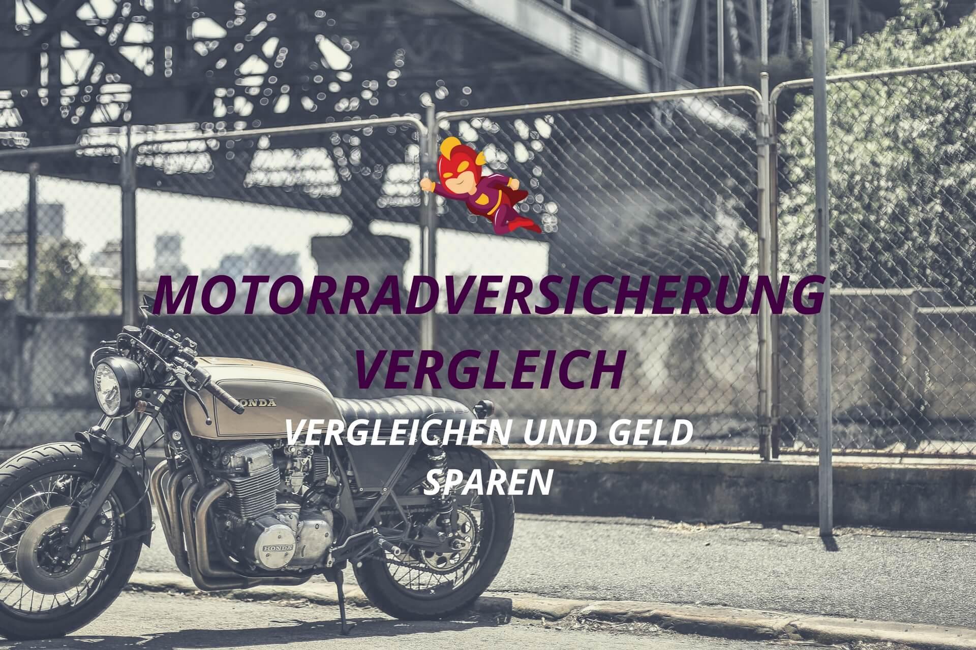 Motorradversicherung Vergleich - Finanzhelden.org