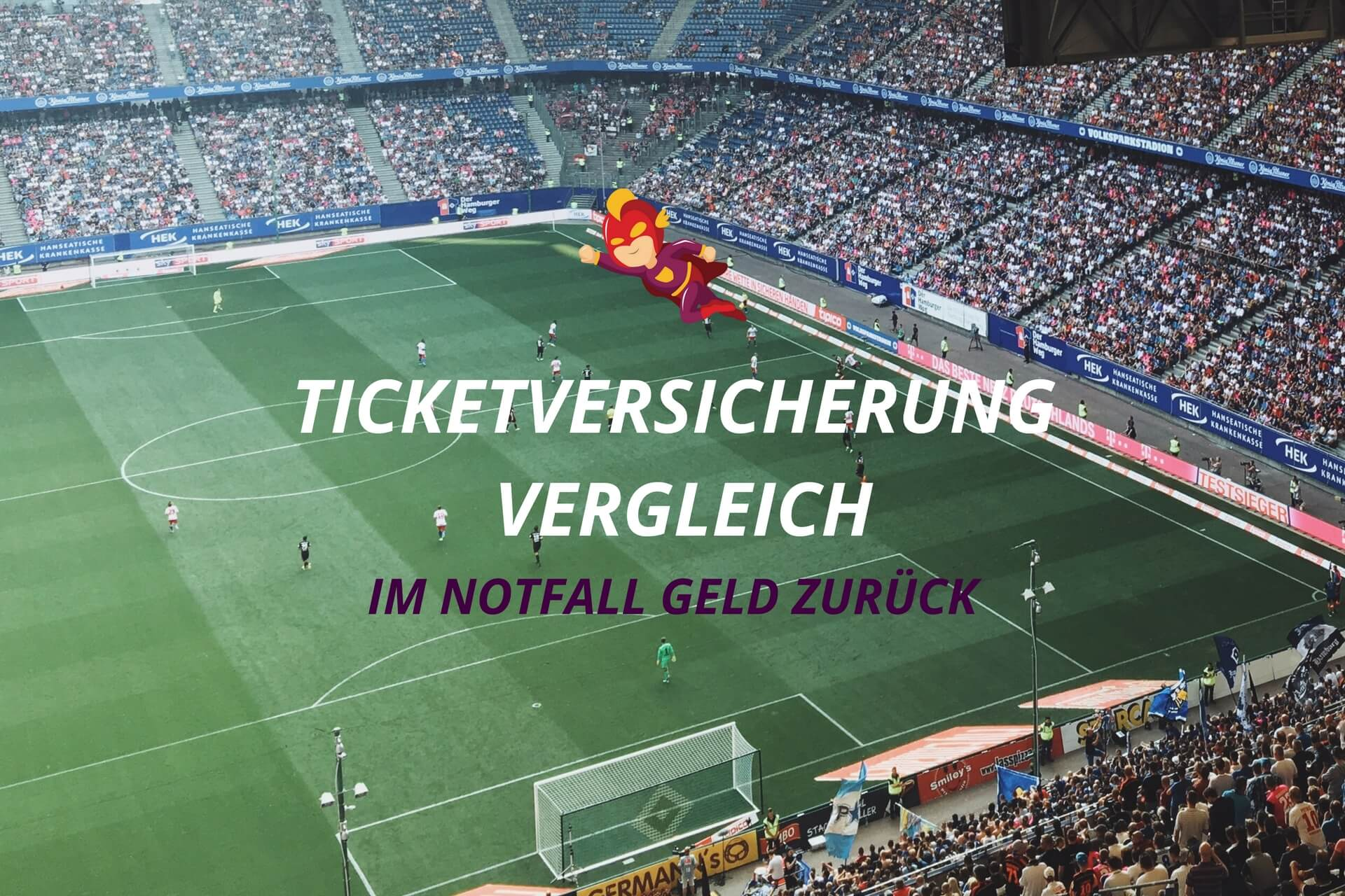 Ticketversicherung Vergleich - Finanzhelden.org