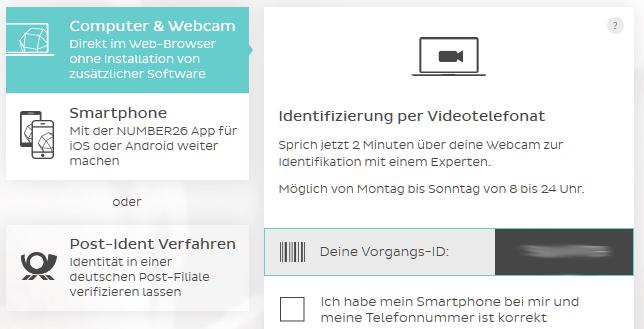 VideoIdent - Einfach Kreditkarte ohne PostIdent beantragen