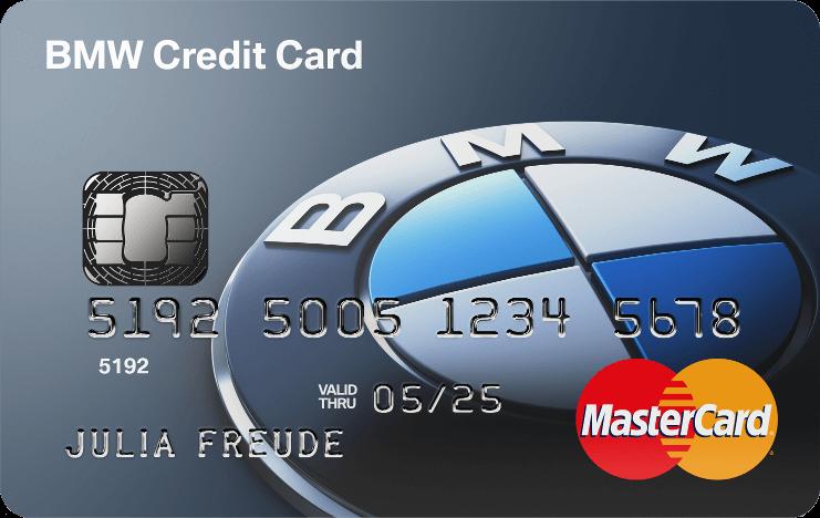 BMW Kreditkarte Classic - Midnight Blue