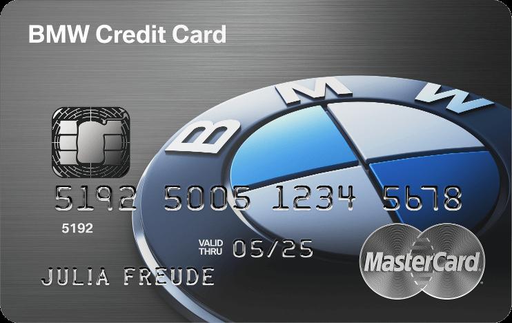BMW Premium Credit Card - Titan